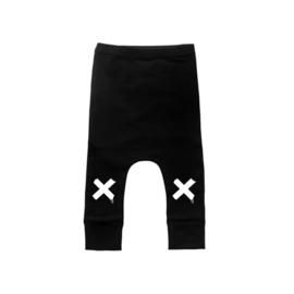 X Pants Black