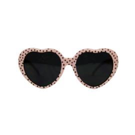 Sunnies Heart Pink Dots Junior (12 pieces)