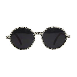Sunnies Round Ecru Leopard Junior (10 pieces)