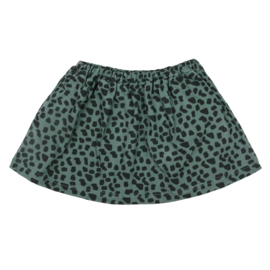 Skirt Sea Green Spots SS20