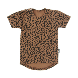 Tee Caramel Dots Short