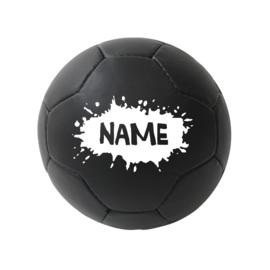 Soccer Ball Splatter Personalised