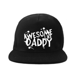 Cap  Awesome Like Daddy