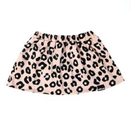 Leopard Skirt Pink