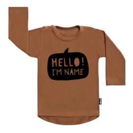 Tee Hello Im Name