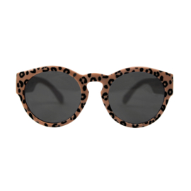 Sunnies Caramel Leopard Small (10 pcs)