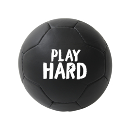 Soccer Ball Play Hard