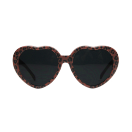 Sunnies Heart Red Leopard Junior (10 pieces)