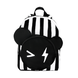 Bear Backpack Stripe SMALL