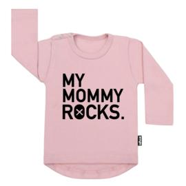 Tee My Mommy Rocks