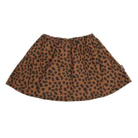 Skirt Caramel Spots Dots