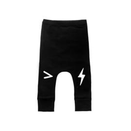 Lightningpants Black