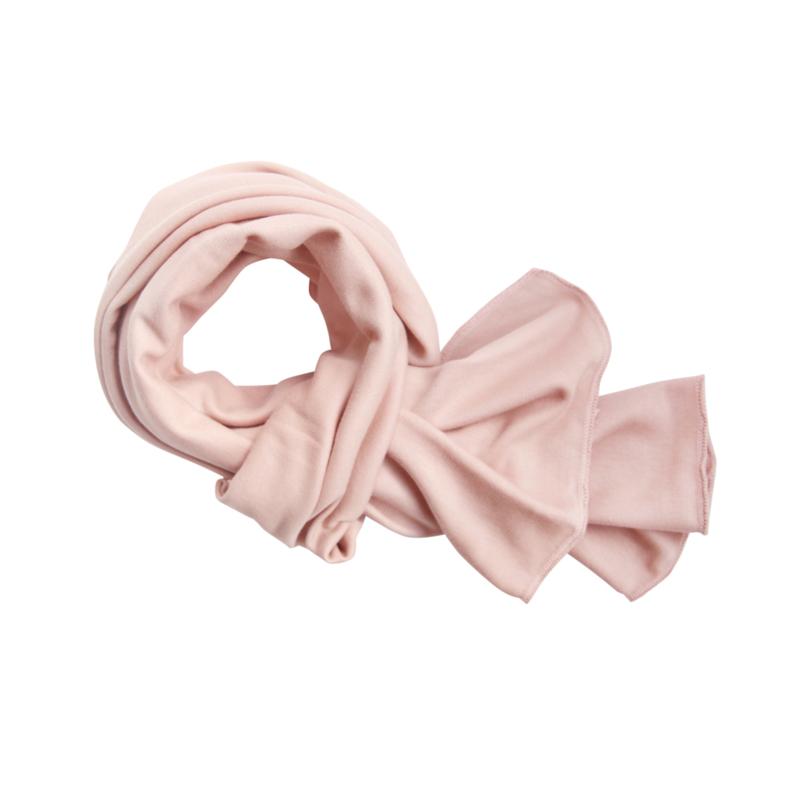 Scarf Blush Pink