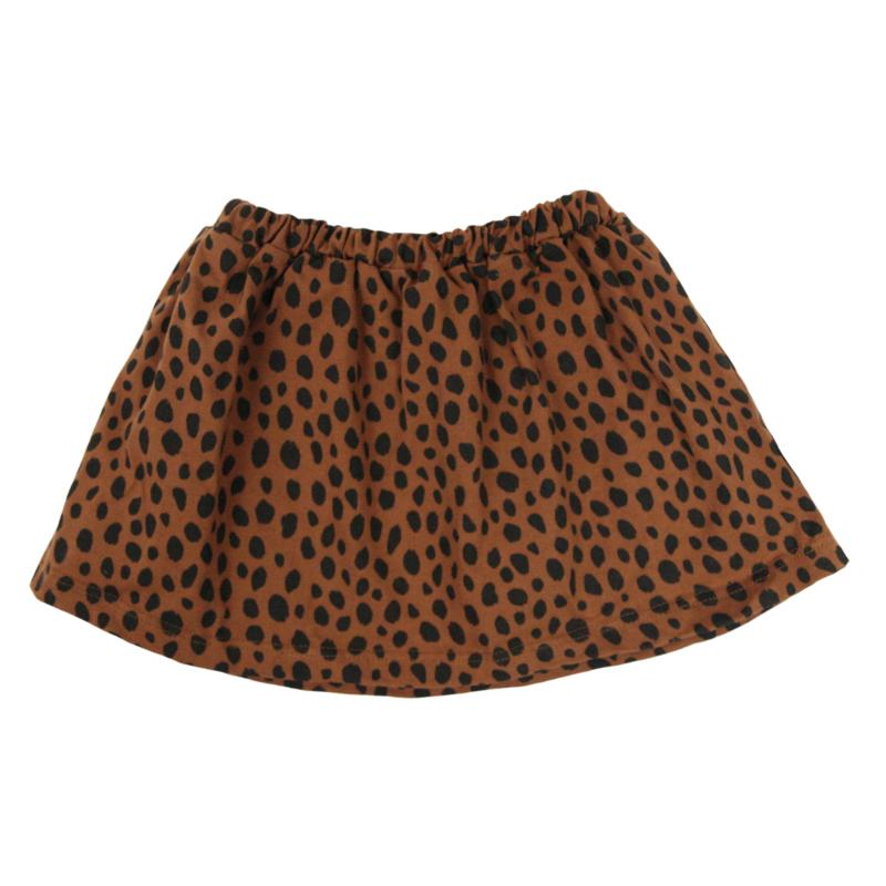 Skirt Caramel Dalmatian SS20