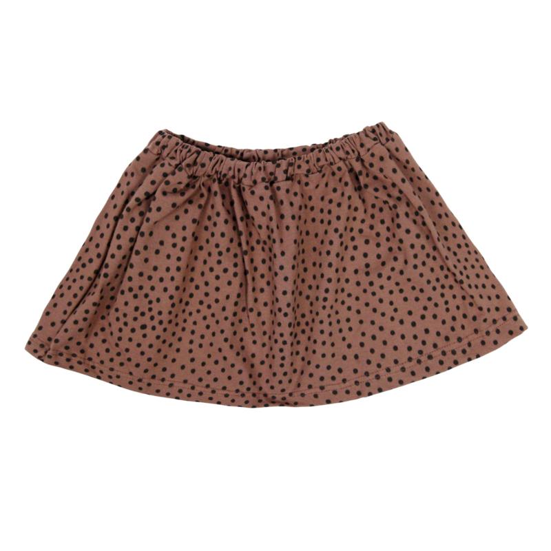 Skirt Warm Pink Dots SS20