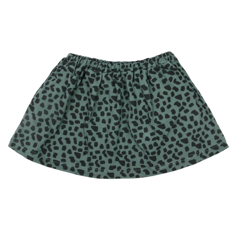 Skirt Sea Green Spots SS20