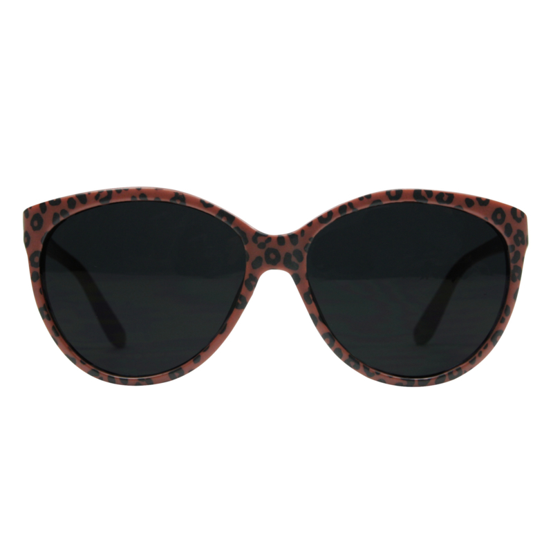 Sunnies Red Leopard Adult (10 pieces)
