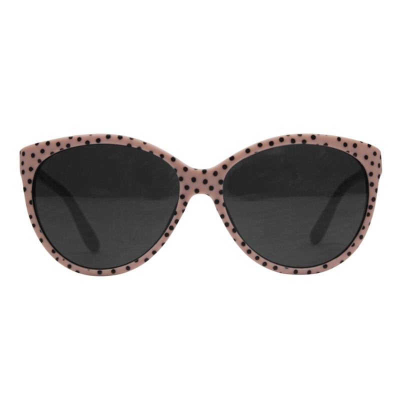 Sunnies Pink Dots Adult (10 pieces)