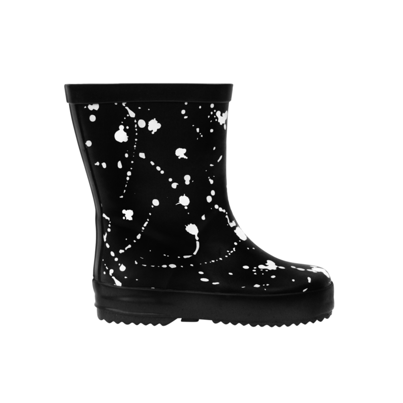 RainBoots Black