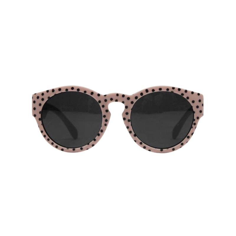 Sunnies Pink Dots Small (10 pieces)