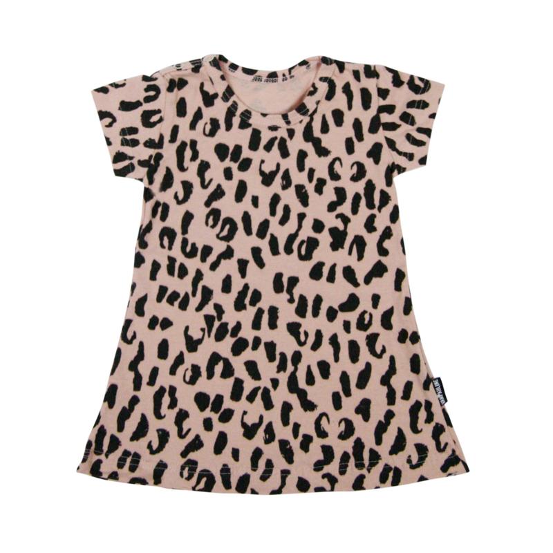Dress Pink Leopard Short SS20