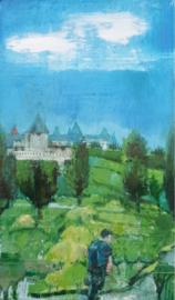 Schilderijen uit Van Lymborch Draait Door!