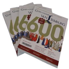 Magazine 600 jaar