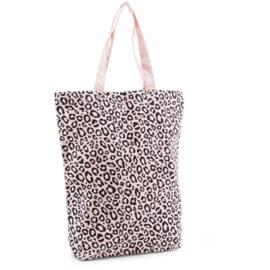 Tas - Leopard - Soft Pink
