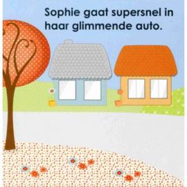 Boekje - Sophie gaat op stap