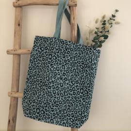 Tas - Leopard - Mint