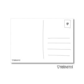 Hart - Ansichtkaart