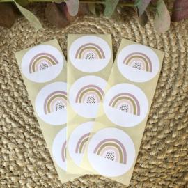 Stickers - Regenboog