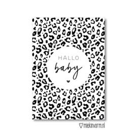 Hello Baby - Ansichtkaart