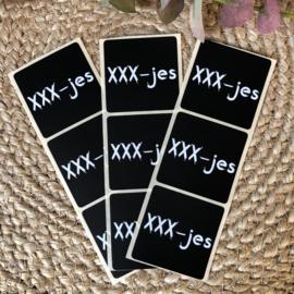 Stickers - XXX-jes