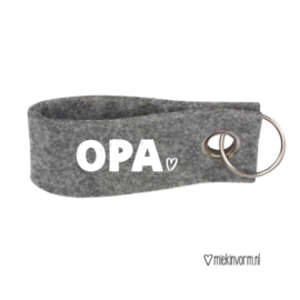 Sleutelhanger - Opa
