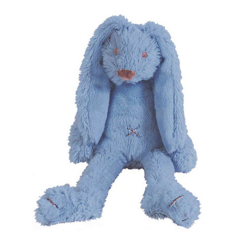 Tiny Rabbit Richie deep blue 28 cm