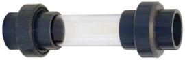 Kijkglas d63 met 3-delige koppeling