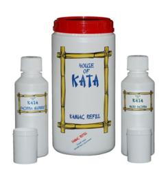 House of Kata KAMIAC REFILL SET MET 1 LTR NUTRIENT & 1 KG MICRO BACTERIA