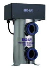 BIO-UV UV10 PROFESSIONELE UV-UNIT MET CE-KEUR
