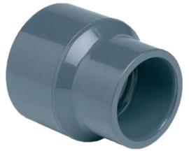 PVC afvoer verloop d80xd75