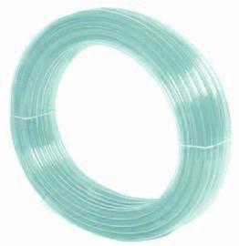 HELDERE PVC SLANG TYPE KRISTAL 4 X 6 BLANK