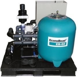 ECONOBEAD EB-60 FILTERSYSTEEM MET DM-15000 POMP (Vijverfilter)