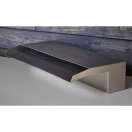 INOX RVS WATERVAL VICTORIAFALL-LONGLIP 30 CM