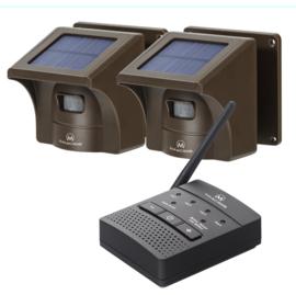 Emacros Opritverklikker - 2 Sensoren 1 Ontvanger