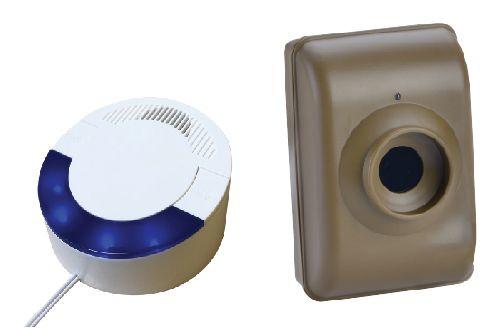 Dakota passieve infrarood lichtsluis DCMA-400