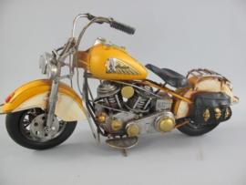 Motor ijzer geel