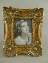 Fotolijst goud polysteen