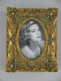 Picture Frames (10x15) GOLD polystone H.23x18cm