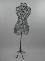 Mannequin ijzer brocant