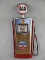 Gas pomp ijzer 78 cm